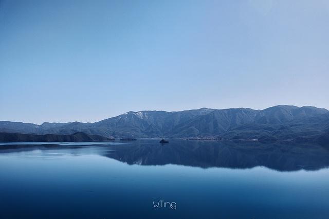 / 泸沽湖  浮游于梦