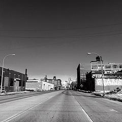 一个怂人的小故事 | 关于底特律