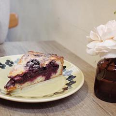 #今日食#  蓝莓味的东西超级棒 快比上抹茶味的了