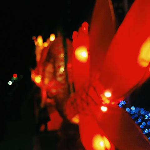 比起春节,元宵节才是庆典呢