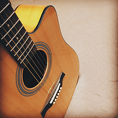 人生的第一把吉他🎸