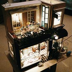 手工咖啡屋