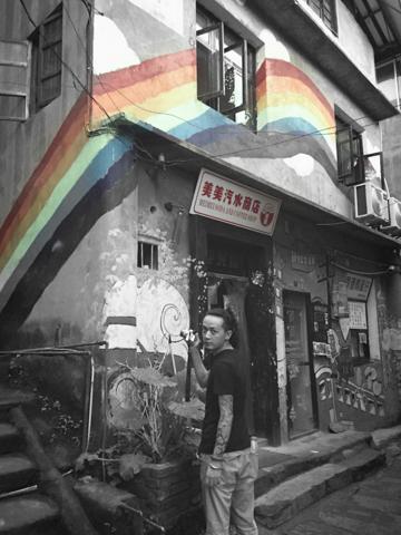 总有彩虹的汽水店