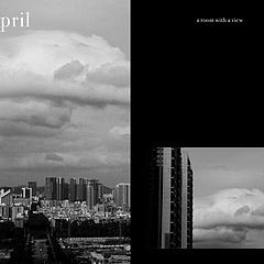 / 🌧️   山雨欲来  看得见风景的工作室  四月十二日•记