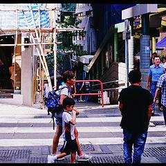 /  HONG KONG     城市暴走  五月二十四日•记