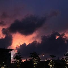 天空之城  六月二十日·记
