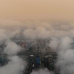 今日份…雨云 Emmm(ㅍ_ㅍ) 今日没有机场
