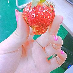 漂亮的草莓