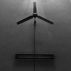 每天一张黑白照——梦飞走的方向