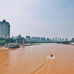 淌不完的黄河水向东流