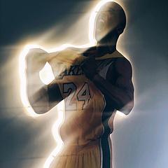 Mamba Mentality Kobe~my love
