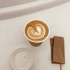 世间如此美好 因有咖啡馆存在