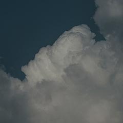 天空是什么颜色我便是什么颜色  #时常望着天空