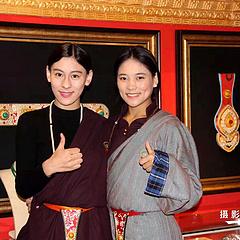 藏族姑娘👩💼👩🏼💼
