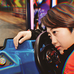 🏎️ Young Blood Run Like A River  Young Blood Never Get Chained