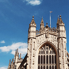 —BATH UK —CHURCH ⛪️