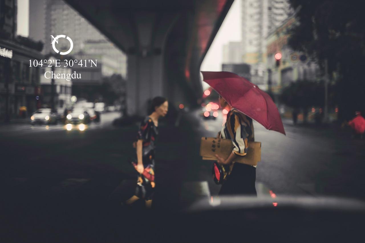 2020.06.12  早起,雨