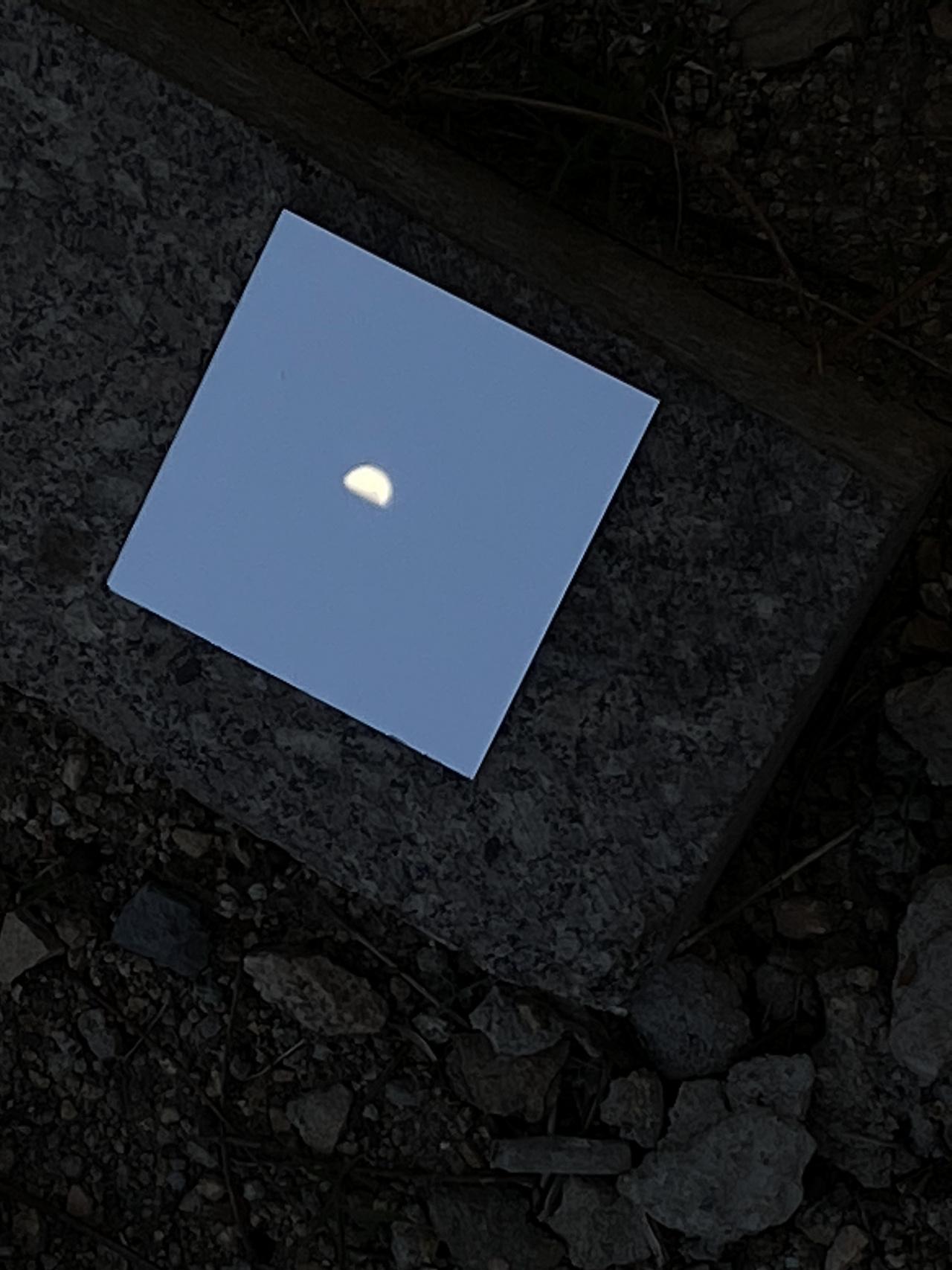 嘿,抬头! 别辜负了月亮🌙