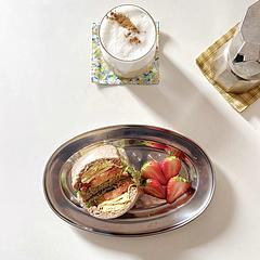 早餐/早午餐日常节选:经典三明治+家庭卡布奇诺